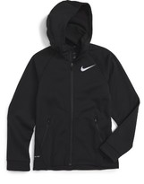 Nike Boy's Therma Sphere Fleece Hoodie
