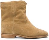 Etoile Isabel Marant Crisi Velvet Boots