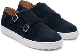 Magnanni Heath Double Monk Strap Sneaker