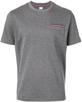 Moncler Gamme Bleu pocket T-shirt - men - Cotton - S