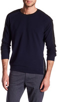 Kenneth Cole New York Mixed Crew Neck Sweater