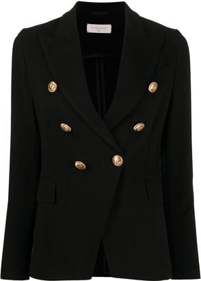 Circolo 1901 Fitted Buttoned Blazer