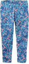 Osh Kosh Toddler Girl Print Full-Length Leggings