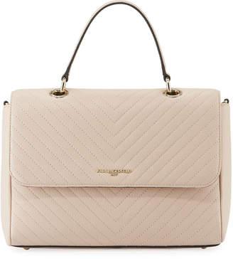 Karl Lagerfeld Paris Charlotte Quilted Leather Shoulder Bag