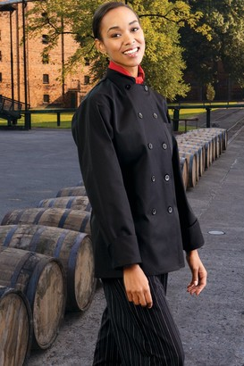 Uncommon Threads Women's Napa Fit Chef Coat