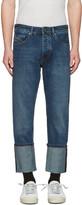 Diesel Black Gold Blue Type-275 Jeans