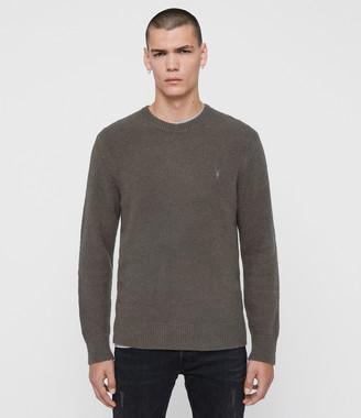 AllSaints Tolnar Crew Sweater
