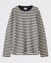 Breton Stripe Long Sleeved T-shirt