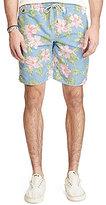 Polo Ralph Lauren Long Traveler Floral Swim Trunks