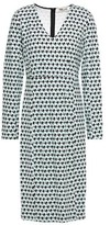 Diane von Furstenberg Milena Printed Stretch-jersey Dress