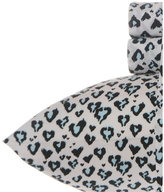 Betsey Johnson Luv Betsey Wild At Heart Twin Sheet Set