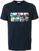 Moncler comic strip T-shirt - men - Cotton - M