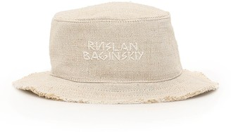 Ruslan Baginskiy Hemp Bucket Hat