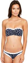 Seafolly Spot On Bustier Bandeau Bikini Top