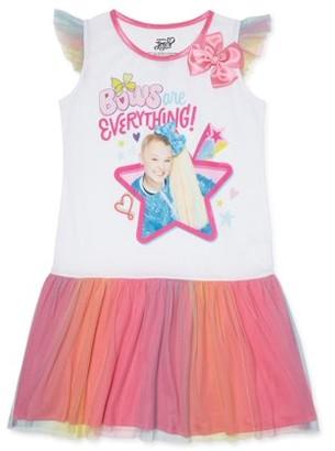 JoJo Siwa Girls Fantasy Pajama Gown, Sizes 4-12