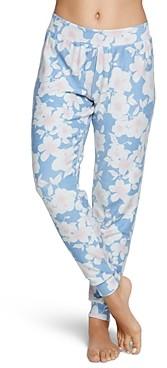 Chaser Floral Print Jogger Pants