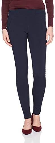 Kaffe Women's Jillian Sofie Pant Trousers, Blau (Midnight Marine 52737)