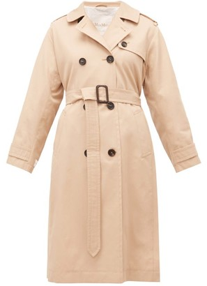 Max Mara Etrench Coat - Womens - Beige