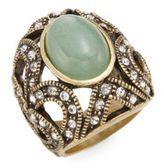 Heidi Daus Just Fabulous Swarovski Crystal Ring