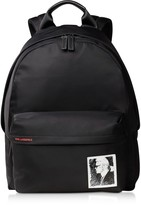 Karl Lagerfeld Paris Legend Nylon Backpack