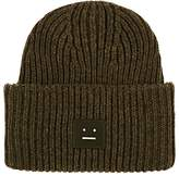 Acne Studios Men's Pansy Wool Beanie