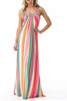 Sky Brilliance Maxi Dress