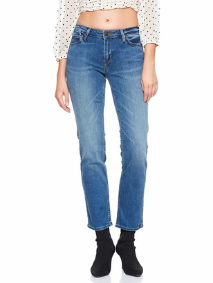 Lee Women's Marion-Straight Jeans