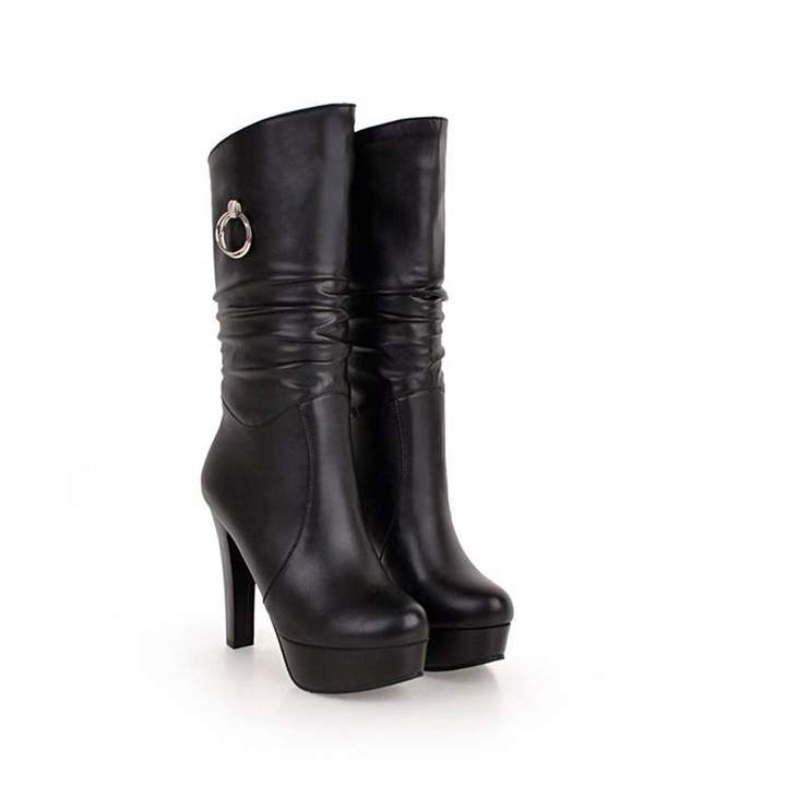 8b7913f7ae54 High Heeled Winter Boots For Women - ShopStyle Canada