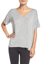 Beyond Yoga Women's Slit Back Tee