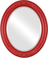 Oval And Round Mirrors Florence Oval in