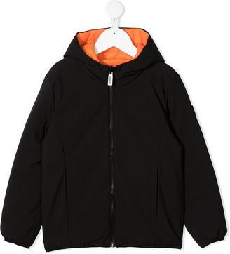 Ciesse Piumini Junior Reversible Hooded Puffer Jacket