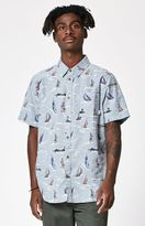 Vans Seaborn Short Sleeve Button Up Shirt