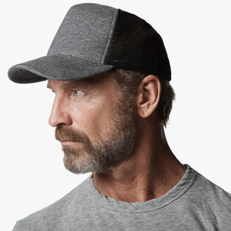 James Perse Terry Trucker Hat