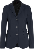Cavalleria Toscana Satin-crepe competition jacket