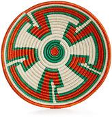 Rwanda Meru Sisal and Sweet Grass Woven Bowl