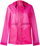 Hunter original vinyl jacket - women - Polyurethane - XS