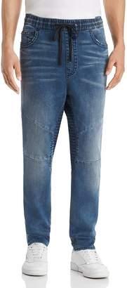 True Religion Marco Runner Slim Fit Jogger Jeans