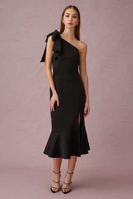 Keepsake YOUR TOUCH MIDI DRESS Black
