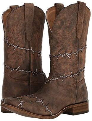 Corral Boots A3532 (Brown) Cowboy Boots