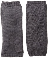 Hat Attack Microfur Arm Warmer Extreme Cold Weather Gloves