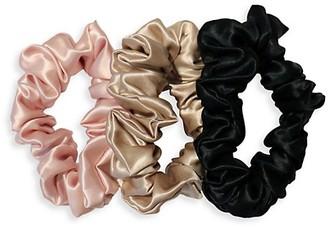 Slip 3-Pack Large Silk Scrunchies
