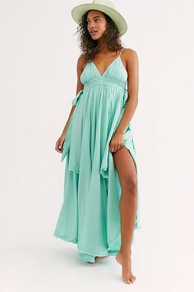 The Endless Summer Tropical Heat Maxi Dress