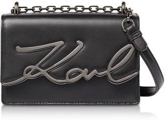 Karl Lagerfeld Paris K/signature Small Shoulder Bag