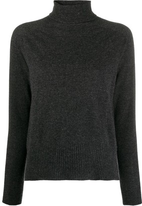 Alysi Turtle-Neck Jumper