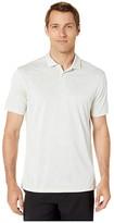 Nike Breathe Vapor Jacquard Polo (White/Pure Platinum/Pure Platinum) Men's Clothing
