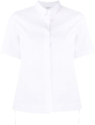 Peserico Side Cut Short Sleeve Shirt