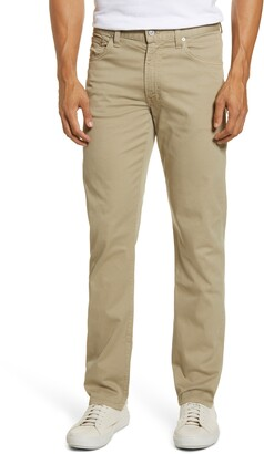 Citizens of Humanity Luxury Bowery Slim Fit Twill Pants