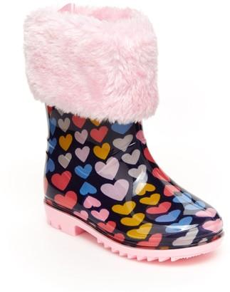 Carter's Gretel Toddler Girls' Waterproof Rain Boots