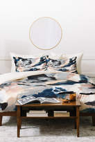 Deny Designs Laura Fedorowicz Abstract Queen Duvet Cover Set