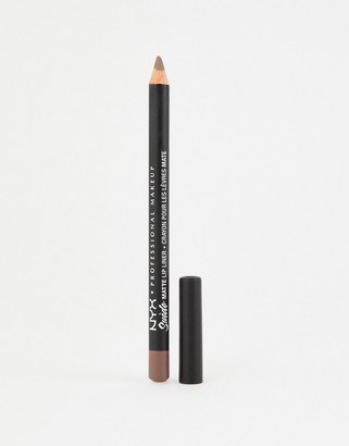 NYX Suede Matte Lip Liners - Munchies